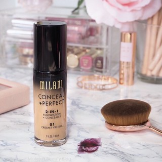 Kem nền Milani Concealer + Perfect 2 in 1 Foundation Concealer +2% phí bán hàng thumbnail