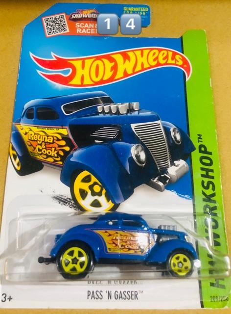 Dòng xe Hot Wheels WorkShop