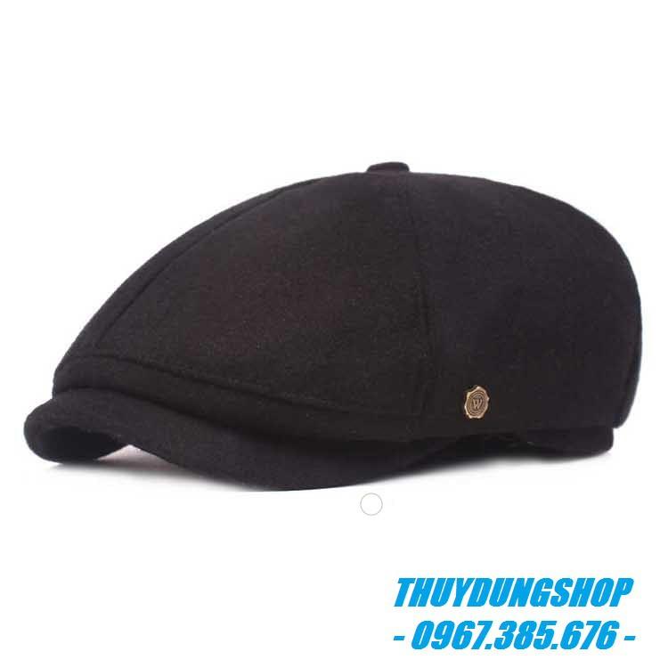 Mũ beret nam trung niên MNA02