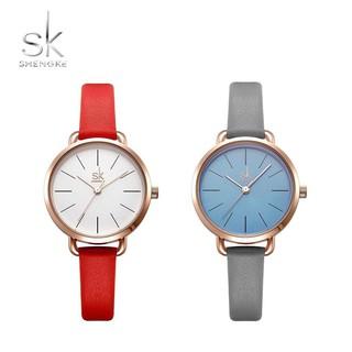 Đồng hồ nữ Chính Hãng Shengke UK K8021L thumbnail