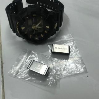 [Mã FAMAYFA giảm 10K đơn 50K] Bandlock đĩa kim loại dành cho G shock