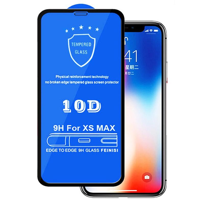 Miếng dán cường lực 10D SUNTAIHO cho điện thoại IPhone 12 Pro Max 11 Pro Max 7 8 Plus 6s Xs Max Xr