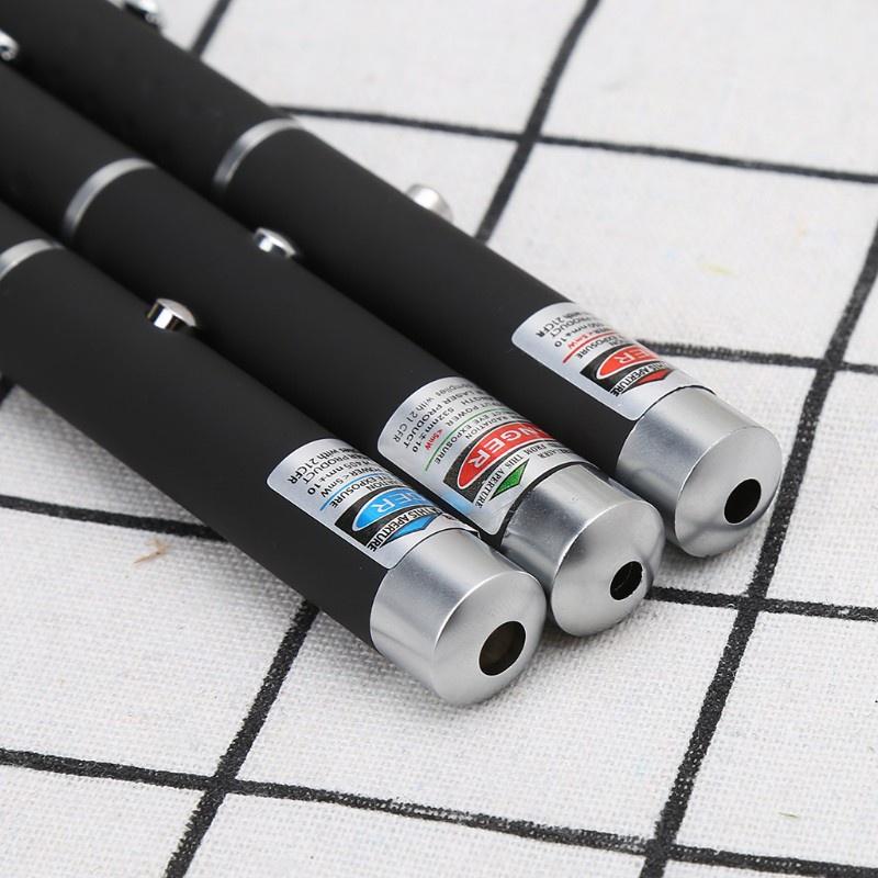 Bút Laze Màu Xanh Lá / Tím 5mw 650nm