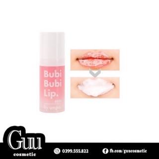 Tẩy da chết môi sủi bọt Bubi Bubi Lip - Guu thumbnail