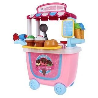 Đồ chơi xe đẩy kem Bowa 8342 - 31 chi tiết