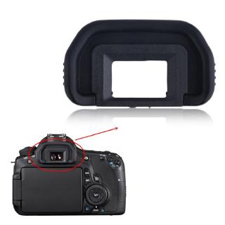 Nắp đậy ống ngắm máy ảnh bằng cao su màu đen dành cho dòng Canon EOS 10D 20D 30D 40D 50D 60D 550D