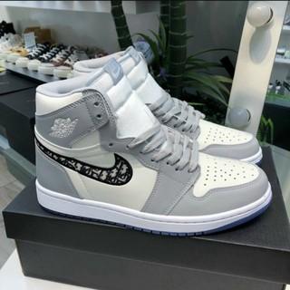 Giày JD 1 Air Jordan Dior Cao Cổ Nam Nữ [Hàng Cao Cấp – Freeship]