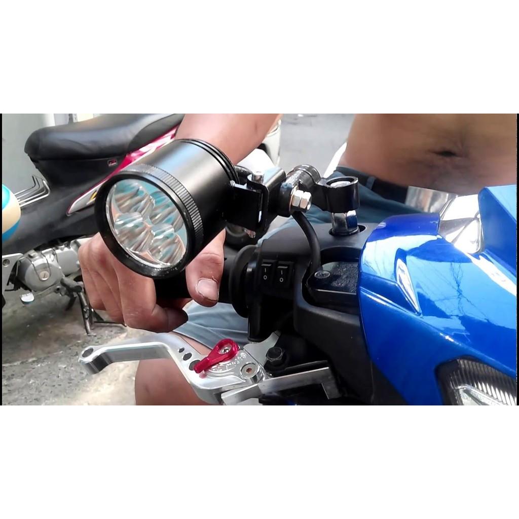 Đèn Led L4 Trợ Sáng Motor (Siêu Sáng )