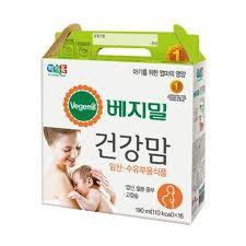 Sữa bầu Vegemil Hàn Quốc