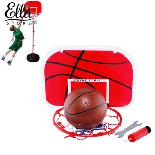 ELLA ® Adjustable Height Basketball Hoop Stand Children Useful Sport Training Game Toy Set