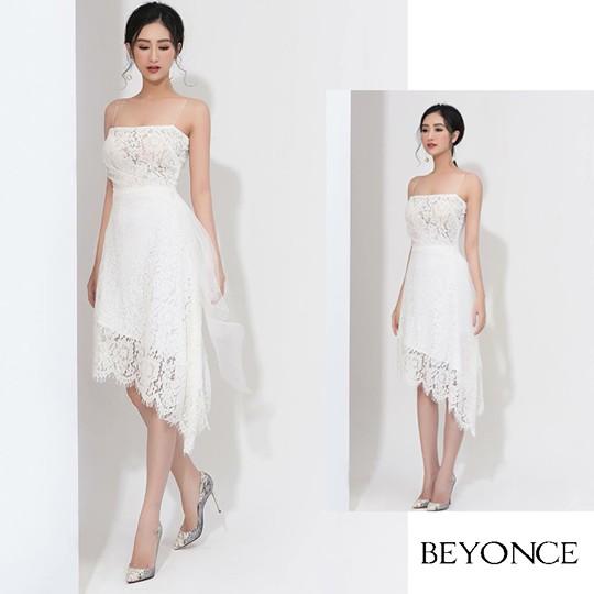 Đầm dự tiệc body ren Beyonce sạng trọng hàng thiết kế