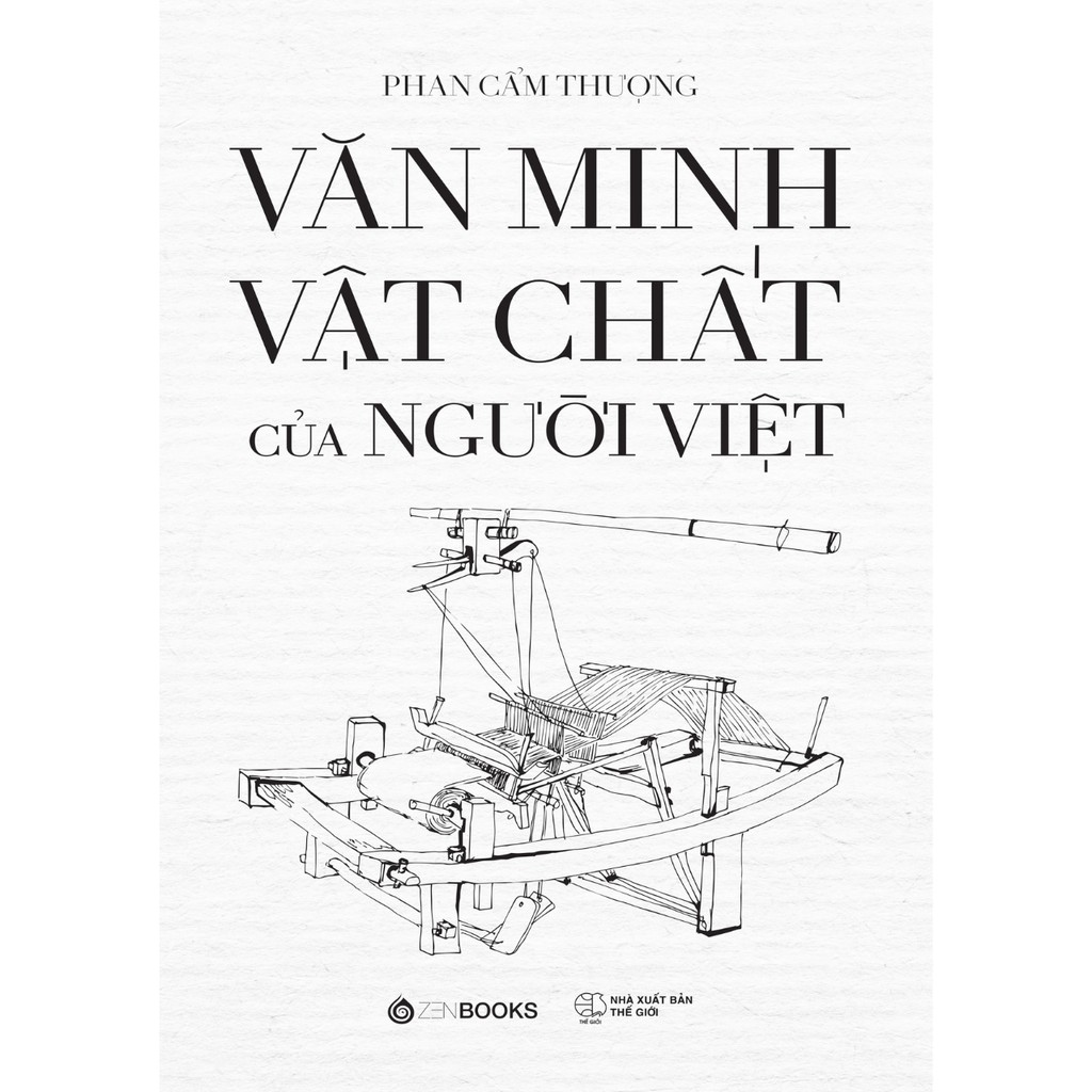 Sách - Văn Minh Vật Chất Của Người Việt