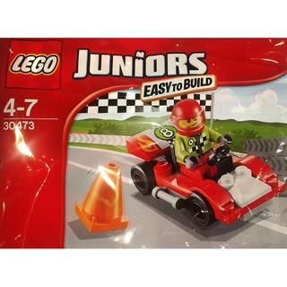 Lego Junior 30473 Tay đua sô 8