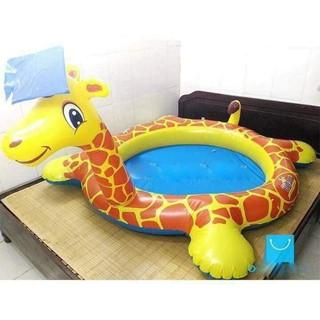 Bể bơi hươu cao cổ Abbott Grow