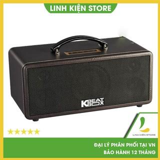 Loa kéo Acnos KS360MS - Loa karaoke tích hợp vang số, Bluetooth 5.0 - Bảo hành 12 tháng