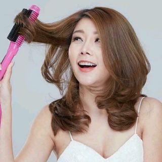 [Rẻ vô địch] Lược điện tạo kiểu tóc Nova hair thumbnail