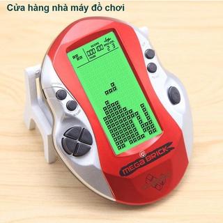 Big Screen Blu-ray Game Tetris Machine Douyin Same Handheld Cổ điển Đồ chơi giáo dục dành cho trẻ em dành cho người già thumbnail