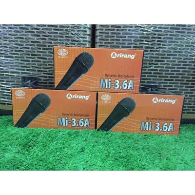 Micro karaoke có dây Arirang chính hãng, dây dài 4.5m