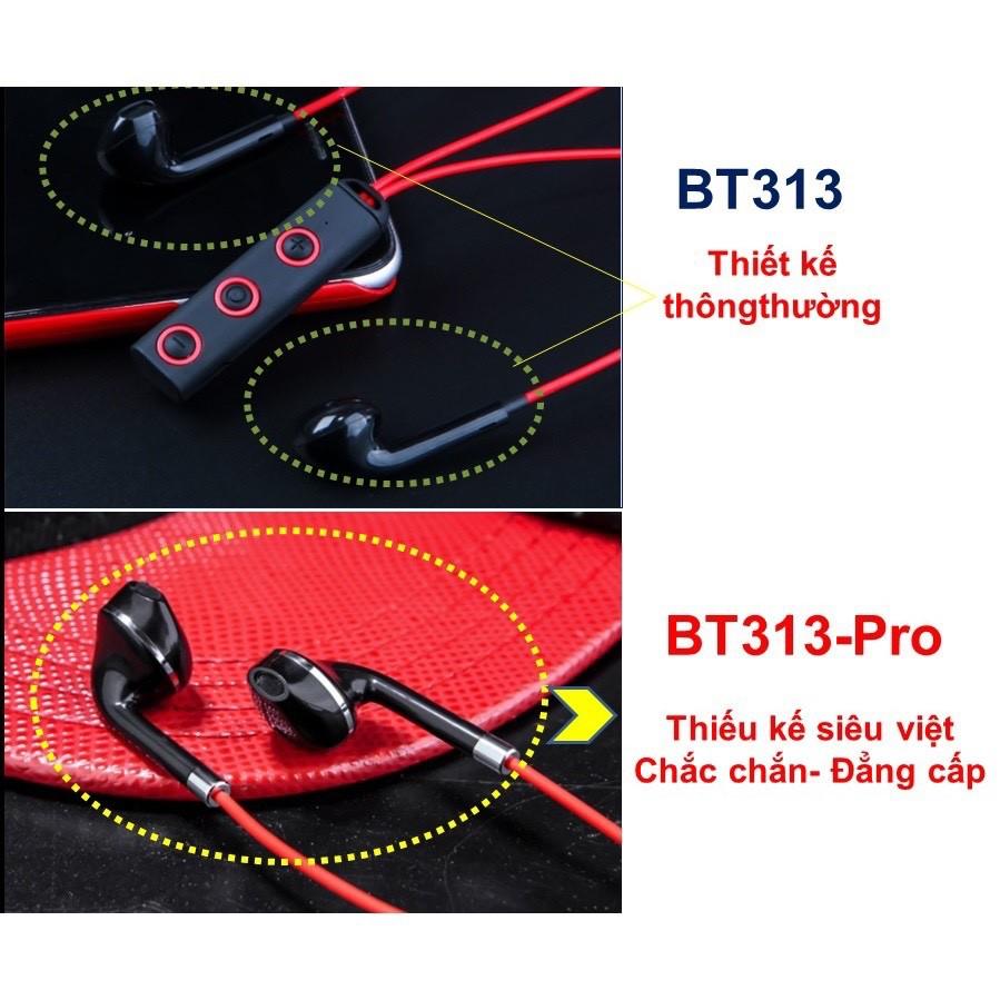 Tai nghe bluetooth kháng nước BT313-Pro âm thanh đỉnh