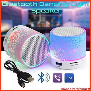 Loa Mini Bluetooth HLD-600 Led Nháy Theo Nhạc