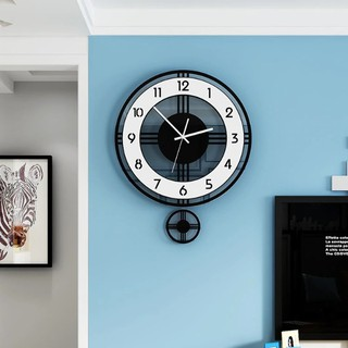 Đồng hồ treo tường quả lắc – tạo nét sang trọng cho không gian nhà bạn