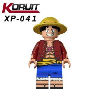 Lego Minifigures One Piec Các Mẫu Nhân Vật Borsalino Nami Robin Crocodile Zoro Luffy – Mini Đảo Hải Tặc XP036-XP041