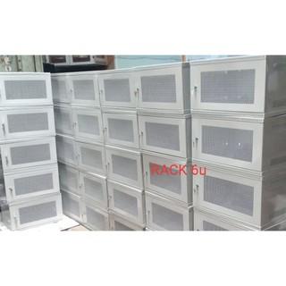 Tủ Mạng 6U ( tủ rack )