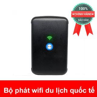 (Rẻ Vô Địch) Cục Phát Wifi 4G Pokefi Dùng Tại 60 Nước Không Cần Sim