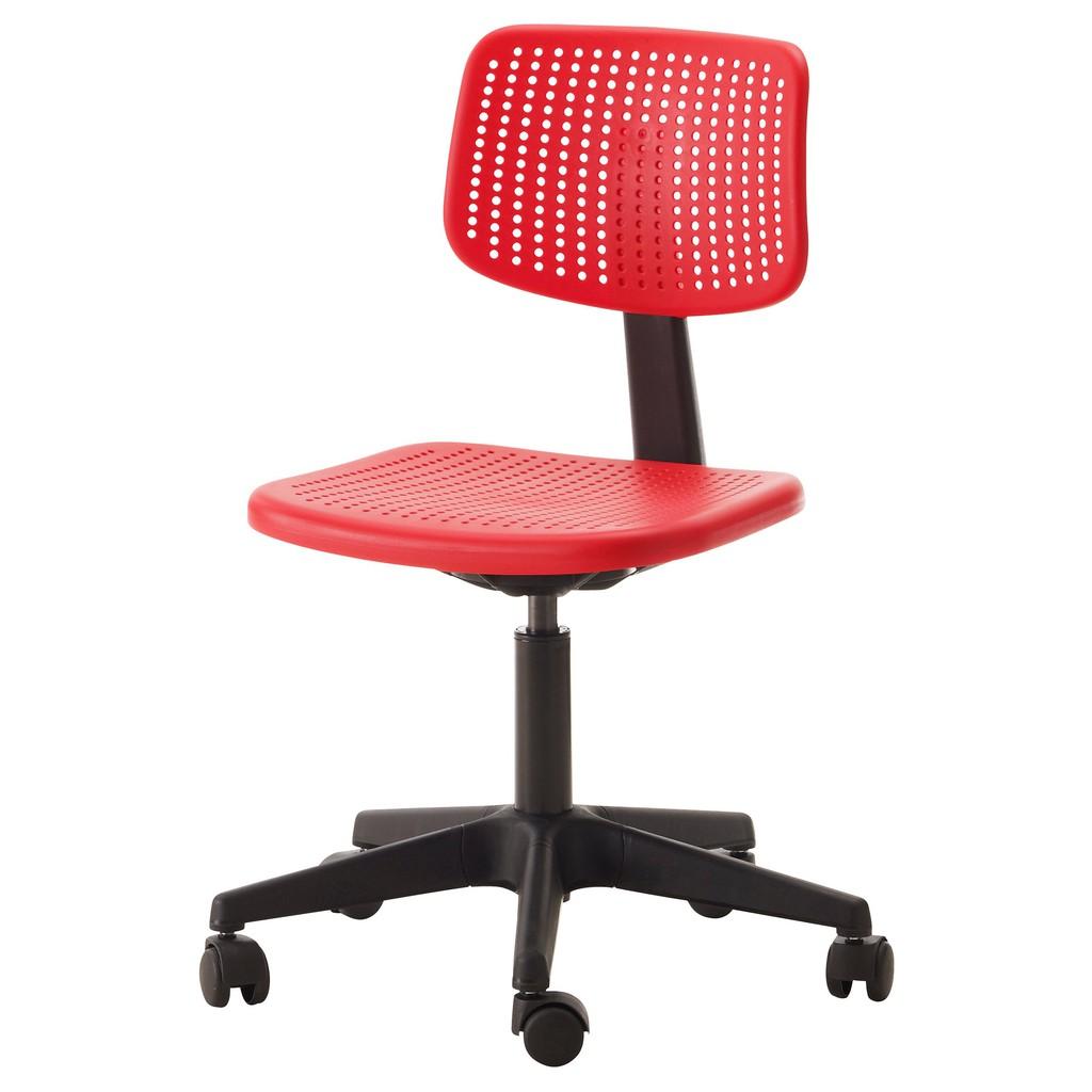 Ghế ngồi học và làm việc ALRIK IKEA màu đỏ - 2704063 , 1151518574 , 322_1151518574 , 1145000 , Ghe-ngoi-hoc-va-lam-viec-ALRIK-IKEA-mau-do-322_1151518574 , shopee.vn , Ghế ngồi học và làm việc ALRIK IKEA màu đỏ