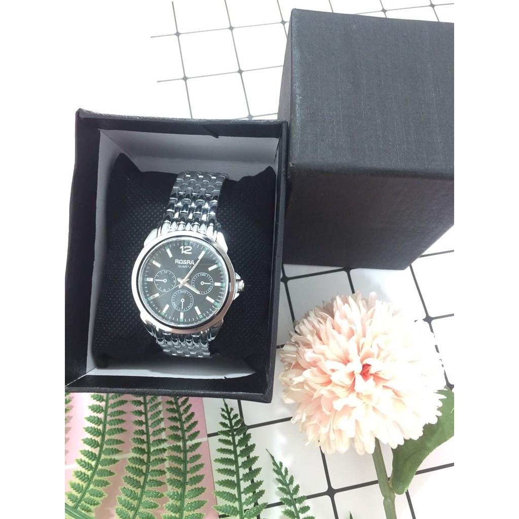 Đồng hồ nam nữ Rosra thời trang DH61