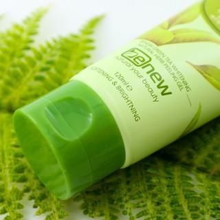 Tẩy Tế Bào Chết Sáng Da Benew Green Tea Peeling Gel 120ml-5