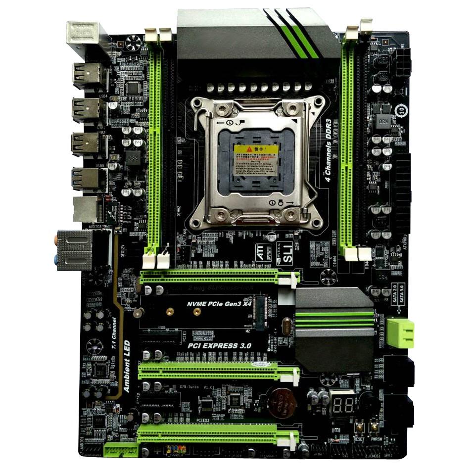 Combo Main X79 plex HD + E5 2689 + Ram 16GB-64GB ECC REG SS -Tặng Fan CR-1000 | Shopee Việt Nam