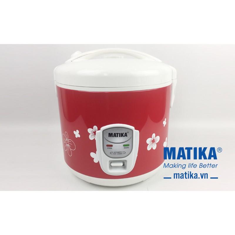 nồi cơm điện Matika MTK-RC2829