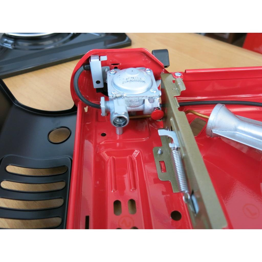 Bếp Ga Mini Namilux 2021 PF, Bếp gas du lịch Namilux, Chống cháy nổ 2 cấp độ, An toàn tuyệt đối
