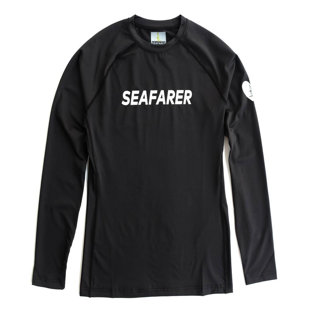 Áo bơi dài tay Seafarer Hàn Quốc [ẢNH THẬT