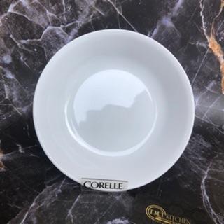 Bộ 2 Đĩa Súp sâu lòng Thủy Tinh Corelle Winter Frost White 420-N-LP 21cm