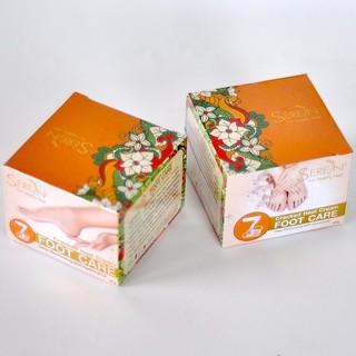 Kem Dưỡng Gót Chân, Trị Nứt Nẻ, Khô Bàn Chân SEREN Foot Care Craked Heel Cream 40g - Thái Lan