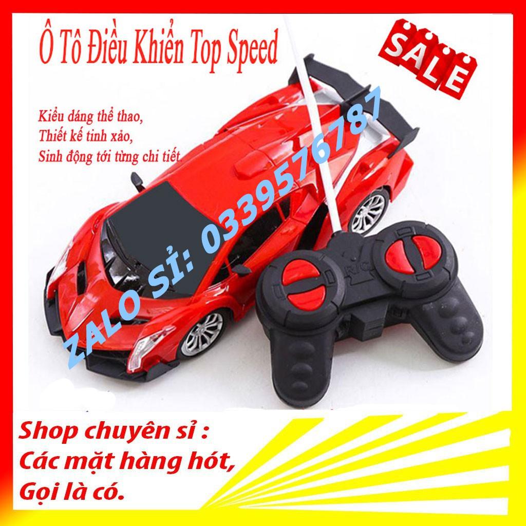 Xe điều khiển từ xa, Topspeed , đồ chơi cho bé, Ô tô điều khiển từ xa giá rẻ - Siêu phẩm thông minh cho bé