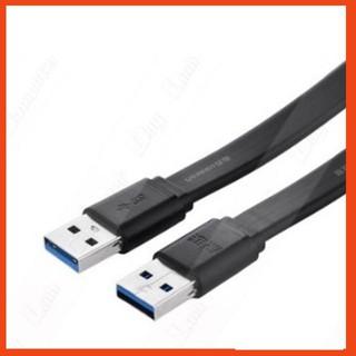 [SHIP THẦN TỐC] Cáp USB 3.0 dẹt 2 đầu đực dài 2m Ugreen 10805
