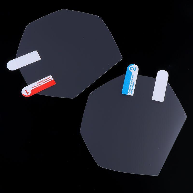 Bộ 2 miếng dán bảo vệ chống trầy xước cao cấp cho màn hình xe mô tô YAMAHA MT 03 MT03 YZF R3