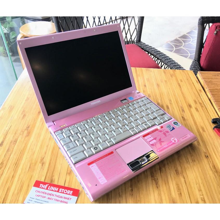 Laptop Toshiba A600 12.1 inch mỏng nhẹ, pin tốt