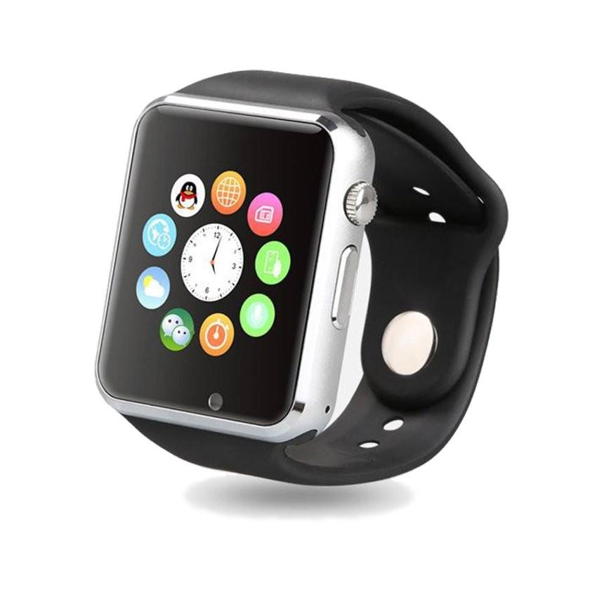 Đồng hồ thông minh Smartwatch A1 - 2409258 , 41267362 , 322_41267362 , 185000 , Dong-ho-thong-minh-Smartwatch-A1-322_41267362 , shopee.vn , Đồng hồ thông minh Smartwatch A1