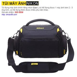 Túi máy ảnh Nikon chính hãng