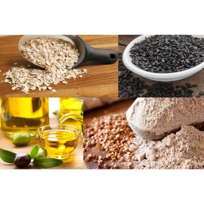 Bánh Yến Mạch Hộp 178g ( 16 bánh) - Mè Đen Nutri - Gain, Dành Cho Người Ăn  Kiêng, Tiểu Đường. VHG - Khác   CoopMart