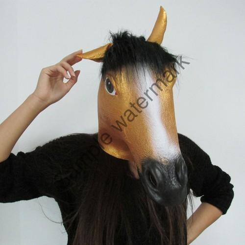 Đầu Giả Ngựa Gangnam (Mẫu Ngẫu Nhiên) - SIÊU CHẤT LƯỢNG