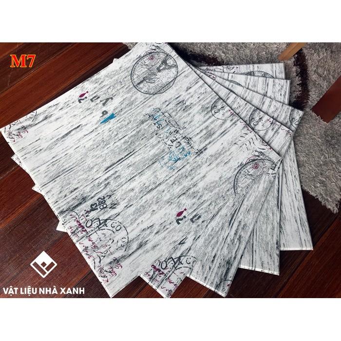 (KHO SÀI GÒN) Xốp dán tường vintage M7 giá rẻ