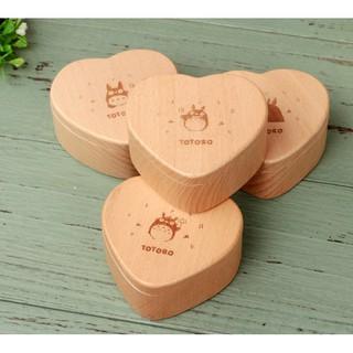 ♫ Hộp nhạc trái tim mèo Totoro ♫ – Muasamhot1208