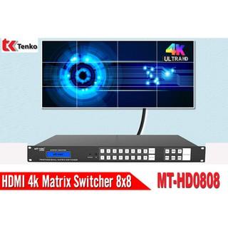 [Mã ELMS5TR giảm 5% đơn 5TR] Bộ Chia,HDMI Matrix 4K - bộ gộp HDMI