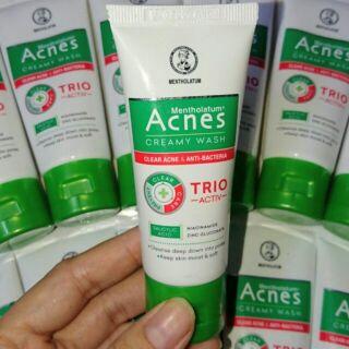 Kem rửa mặt Acnes Trio 25g thumbnail