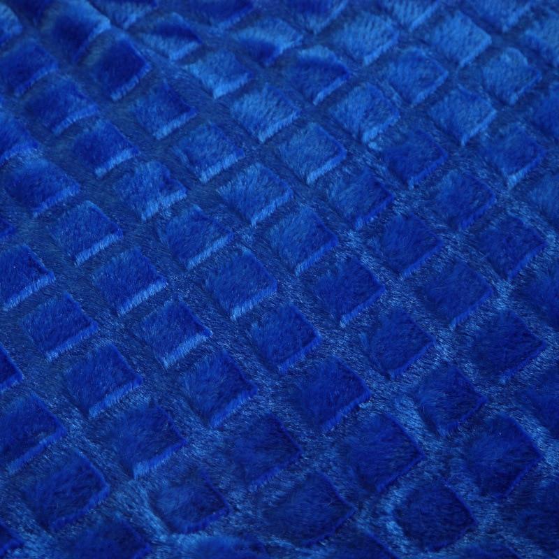 Vỏ Gối Nhung Mềm Màu Trơn 43x43cm Trang Trí Nhà Cửa